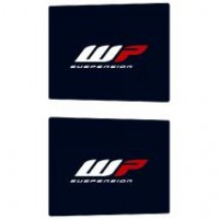 GENUINE KTM WP FORK PROTECTION STICKER SET