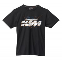 2015 KTM SLICED LOGO TEE 3PW155650X