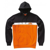 KTM KIDS TEAM HOODED JUMPER 3PW139430X