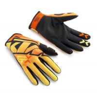 KTM GRAVITY-FX GLOVES ORG 3PW152750X