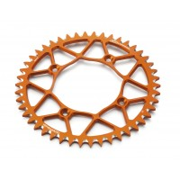 Rear Sprocket Orange 46-T