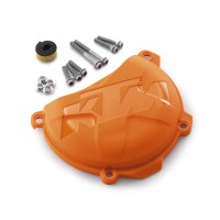Factory Clutch Cover Protection Orange