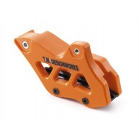 Tm Designs Factory Chain Guide Orange
