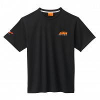 KTM KIDS RACING BLACK TEE 3PW099610