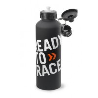 GENUINE KTM DRINK BOTTLE ALUMINIUM 3PW1772500
