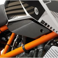 Carbon frame protection right