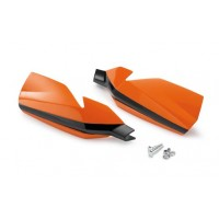 Handguards Orange/Black (200 EXC)