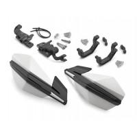 MX handguards Black/White