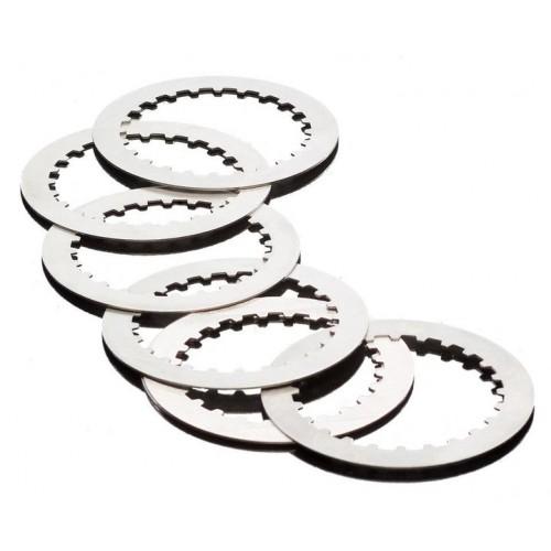 CLUTCH STEEL PLATE SET KX250F 04-13, RMZ250 04-12