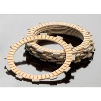 CLUTCH FRICTION PLATE SET KX125 97-08