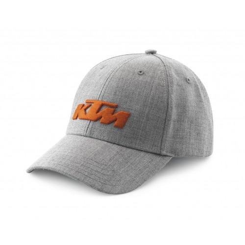 KTM CAP GREY 3PW1458200