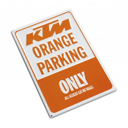 KTM PARKING PLATE 3PW1070800