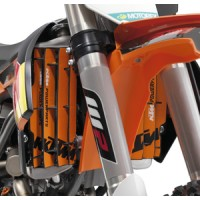 KTM STICKER SET RADIATOR PROTECTORS 78108999000