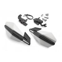 GENUINE KTM HAND GUARDS SET WHITE EXC 14-16 SX/SXF 14-16