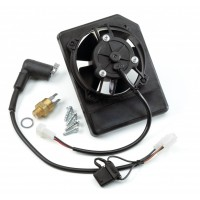 GENUINE KTM EXC 4 STROKE FAN KIT EXC 01-07 59035041044