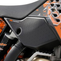 KTM 65SX 09-14 TANKPAD / TANK PROTECTION SET