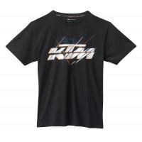 2015 KTM SLICED LOGO TEE 3PW155650X