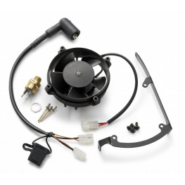 GENUINE KTM EXC 4 STROKE FAN KIT 08-16