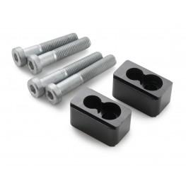PHDS bracket for Factory steering damper