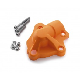 Factory Water Pump Cover Orange 250-350 EXC-F /Freeride 350
