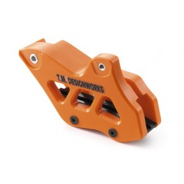 Tm Designs Factory Chain Guide Orange