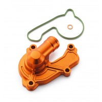 FACTORY WATER PUMP COVER ORANGE 250/350SXF 2016 (NEW!)