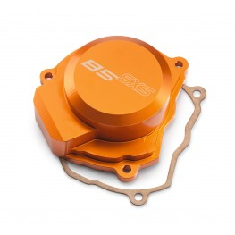 SXS FACTORY IGNITION COVER ORANGE