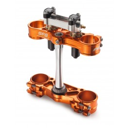 SFS DAMPED TRIPLE CLAMP ORANGE 13-16 SX/SXF (NEW!)