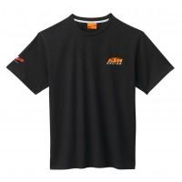 KTM KIDS RACING BLACK TEE 3PW099610