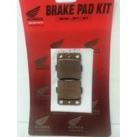 GENUINE HONDA BRAKE PAD KIT 06435-HP7-A01