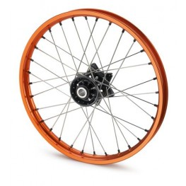 Factory front wheel 1.6x21
