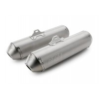 FMF silencer set 950 Supermoto/990 Adventure S/990 Supermoto R