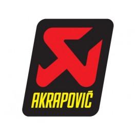 Akrapovič sticker SXS02540509