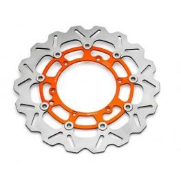 Wave brake disc 58409060200