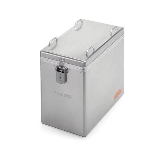 Aluminum case 35 L
