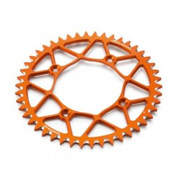 Rear Sprocket Orange 46/48/50 teeth