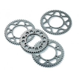 Rear sprocket aluminum