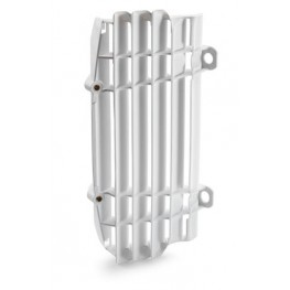 Radiator protection white