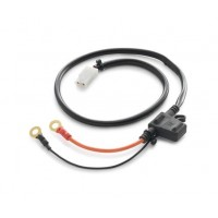Auxiliary wiring harness (SX or XC)