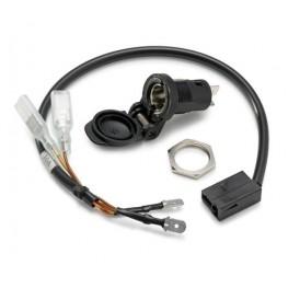 Power socket kit (390 Duke)