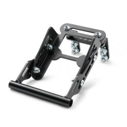 Mounting for GPS bracket black (990 Adventure)