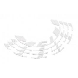 Rim sticker kit white (1290 Super Duke R)