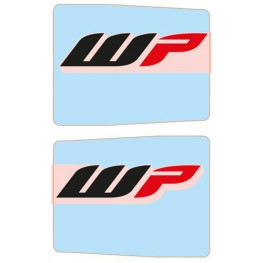 Protective fork sticker set