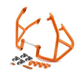 Crash bar kit orange 690 Duke R 2016/17