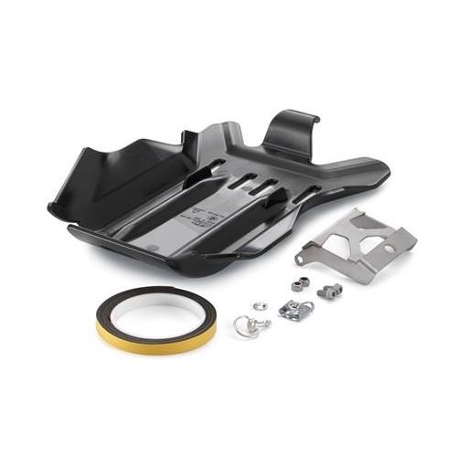 Skid plate black 250/300 EXC 2012-16
