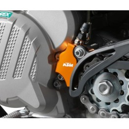 Clutch slave cylinder protection 250/300 EXC 2017/18