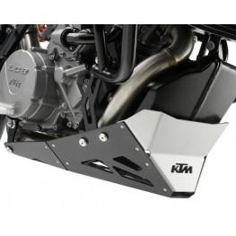 Skid plate Aluminium 990 Supermoto R/T 2009-13