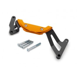 Clutch cover protection Orange/Black 390 Duke/RC 2014-15 90812967044