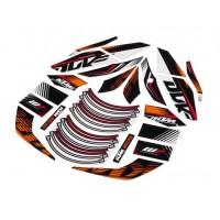 GRAPHIC KIT RACELINE 390 DUKE 2013-16