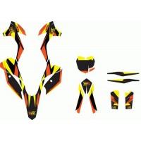 Gravity graphics kit EXC/F 2014-16